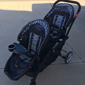 Double Stroller Contours Options LT for Sale in Mesa, AZ