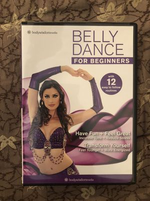 Belly Dance For Beginners By Bodywisdom Media for Sale in Coral Gables, FL