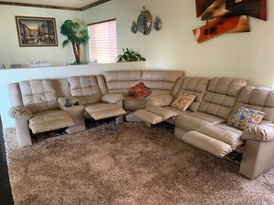 Recliner Sectional for Sale in Rancho Mirage, CA