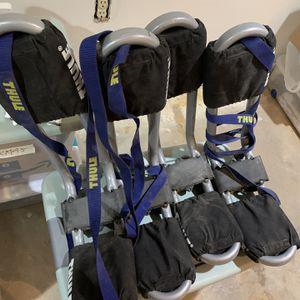 Thule Car Top Kayak Racks (4) for Sale in East Hampton, CT