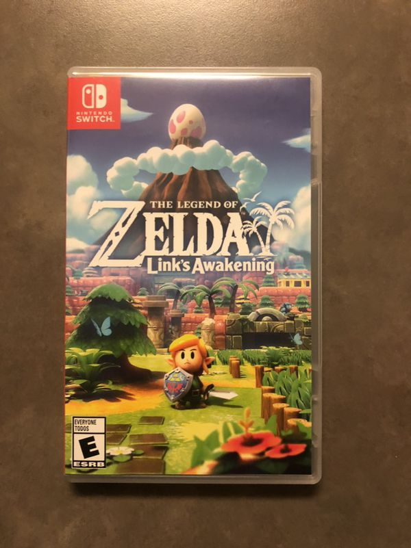 Links Awakening Nintendo Switch