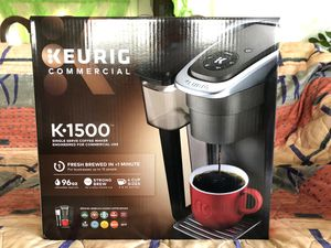 Keurig K1500 Commercial Coffee Maker for Sale in Honolulu, HI