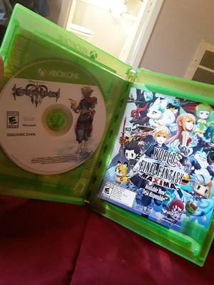 Kingdom hearts 3 XboxOne for Sale in Irving, TX