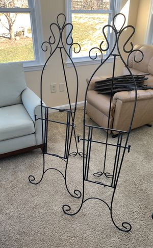 Two Metal Display Frames for Sale in Silver Spring, MD