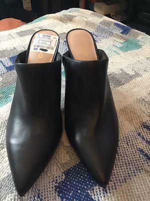 Aldo black heels size 8 1/2 for Sale in Miami, FL