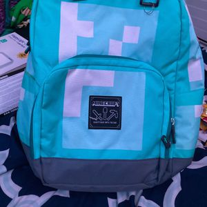 Minecraft Backpack! for Sale in Turlock, CA