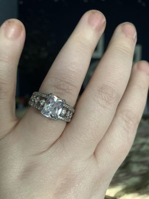 Engagement ring size 10 for Sale in Ceres, CA
