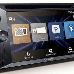 Sony XAV-W651BT DVD receiver Bluetooth touchscreen, smartphone for Sale in Dallas, TX