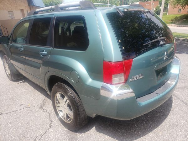 2004 Mitsubishi endeavour fully loaded cold air 1500