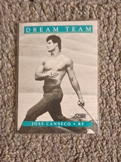 Mlb Baseball ⚾️ Jose Canseco for Sale in Bloomington,  CA