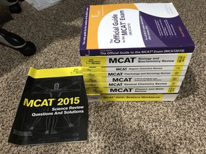 The Princeton Review MCAT 2015 for Sale in St. Louis, MO