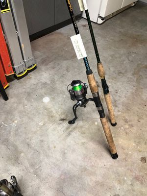 """Fishing poles and reels """"fresh water"""" (carefully read the listing) individually listed for Sale in Lake Worth, FL"""