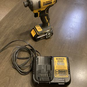 Dewalt Impact Driver DCF809 + Battery + Charger for Sale in Germantown, MD