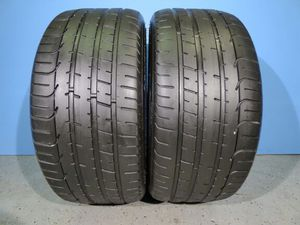 Used tires 255/35/20 PIRELLI P-ZERO for Sale in Tampa, FL