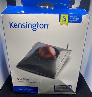 New Kensington SlimBlade K72327US Trackball - USB for Sale in Ashburn, VA