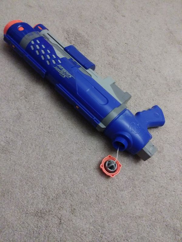 Super Soaker Artic Blast