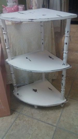 Shabby solid wood approx.3ft tall for Sale in McAllen, TX