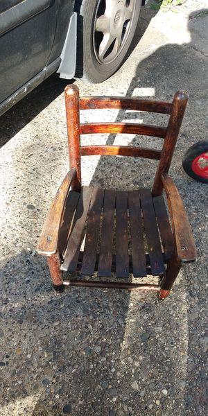 Vintage Kids chair for Sale in Philadelphia, PA