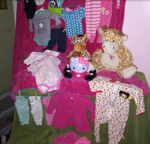Newborn to six month baby girls Lot for Sale in Ferndale, MI