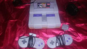 Super Nintendo for Sale in San Bernardino, CA