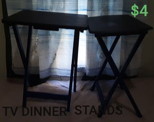 TV Dinner Stands for Sale in Davenport, IA