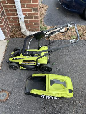 Electric Lawn Mower for Sale in Chantilly, VA