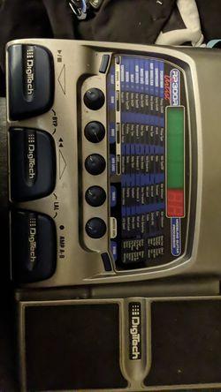 Digitech RP300R modeling guitar processor for Sale in Darrington,  WA