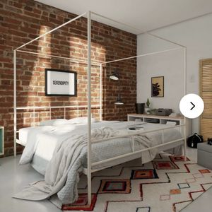 Wayfair Used Canopy Bed Frame ( Queen) for Sale in New York, NY