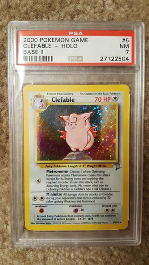 Nintendo Pokemon Card for Sale in Fairfax, VA