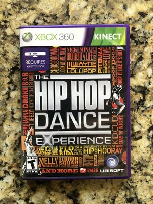 The Hip Hop Dance Experience XBOX 360 Video Game for Sale in Miami, FL