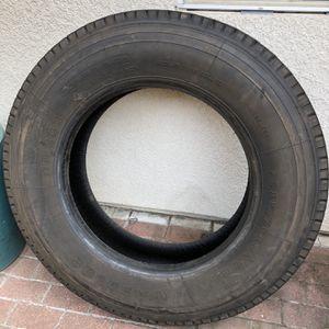 Semi-Truck Drive Tire for Sale in Stockton, CA