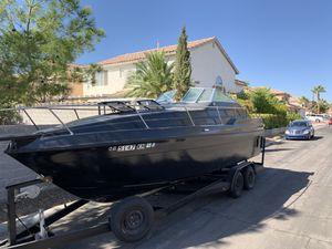 1989 Seaswirl boats! Runs good! for Sale in Las Vegas, NV