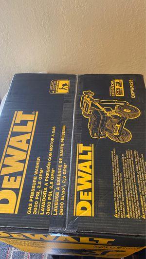 Dewalt pressure washer for Sale in Temperance, MI