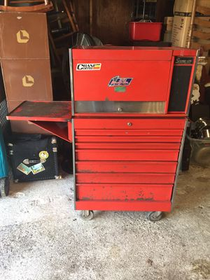 Vintage SNAP ON Rolling Tool Chest / Box for Sale in Graham, WA