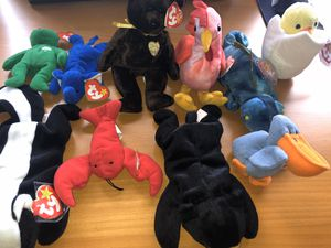 Beanie Baby for Sale in Renton, WA