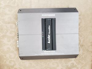 KOLE 3000 WATT CLASS D AMP/ DIAMOND AUDIO 1000.1 AMP for Sale in Fontana, CA