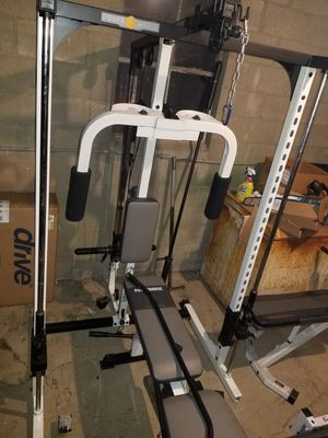 Smith machine home gym for Sale in New Alexandria, PA