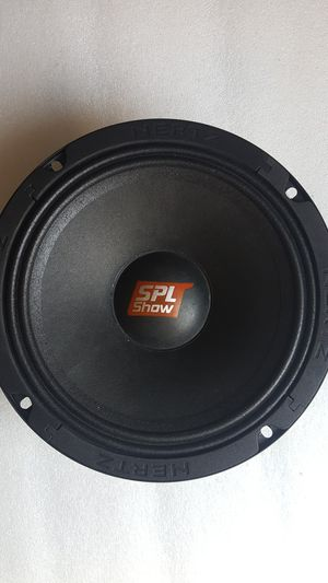 "Hertz SV200.1 8"" 200W RMS Pro Audio Midrange 400W Max 4 Ohm (Each) for Sale in Santa Ana, CA"