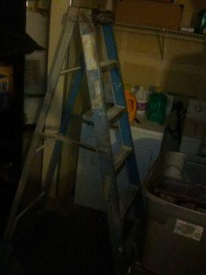 6 foot Werner ladder for Sale in Las Vegas, NV