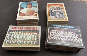 1970-1971-1972-1973 Topps Baseball Cards 228 Different Cards for Sale in Brea, CA