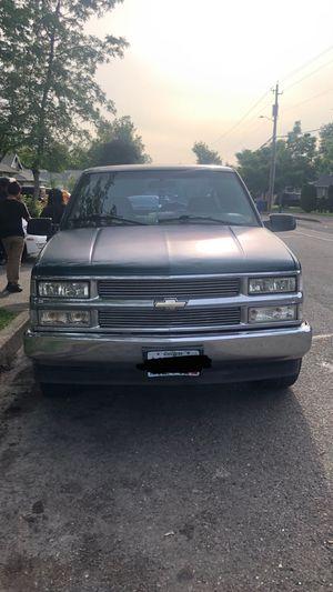 Stander Chevy Silverado 1500 for Sale in Gresham, OR