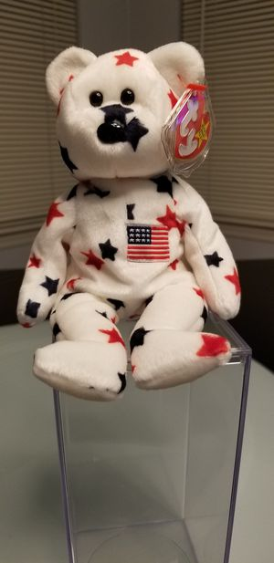 1997 Glory Bear Beanie Baby for Sale in El Paso, TX