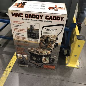 New Mac Daddy Caddy for Sale in Searcy, AR