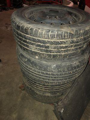 "15"" 4x100 steelies for Sale in Dinuba, CA"