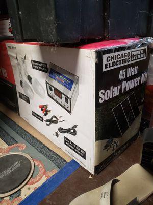 45W solar kit for Sale in San Jose, CA