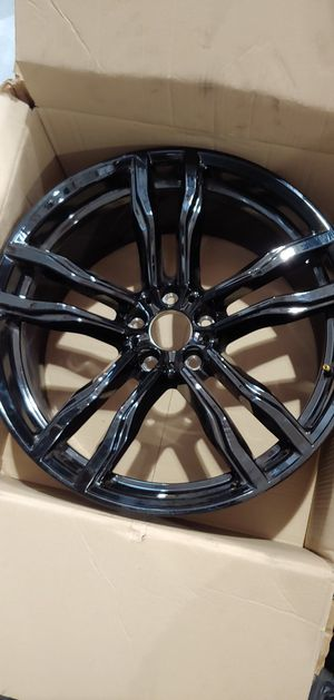 22inch Black Rim BMW for Sale in Tacoma, WA