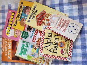 Cookbooks for kids for Sale in Suffolk, VA