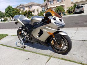 2005 Kawasaki Zx6 636 for Sale in La Mirada, CA