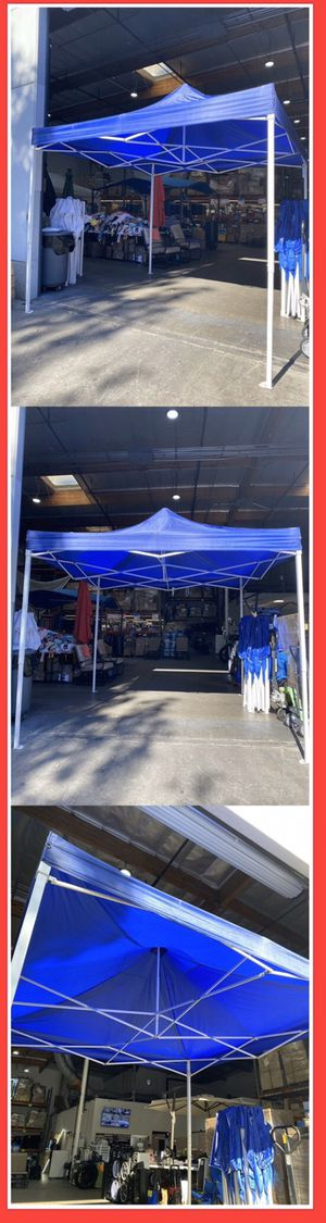 ☀️☀️☀️Heavy Duty 10x10ft Easy Pop Up Canopy Tent Available in Different Colors ☀️☀️☀️ for Sale in Pomona, CA