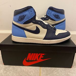 Jordan 1 Obsidian for Sale in Fairfax, VA
